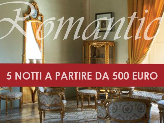 Soggiorno Romantico – Palazzo Vecchio Bed & Breakfast